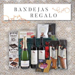 Bandejas Regalo